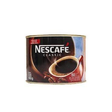 Nescafé classic boite 100g