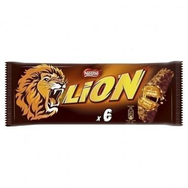 Nestlé lion barres chocolatées