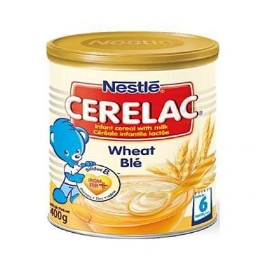 Nestlé Cérélac au blé 400g