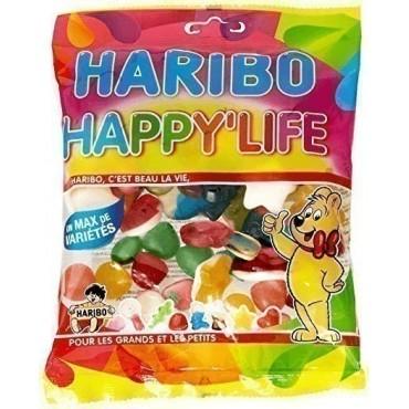 Haribo happy\'life...