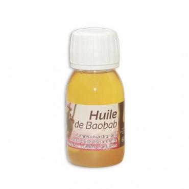 Valda huile de baobab 60ml