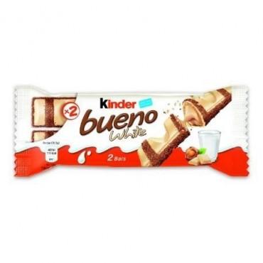 KINDER BUENO BLANC FERRERO 39G
