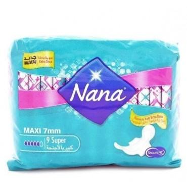 Nana serviettes hygiéniques...