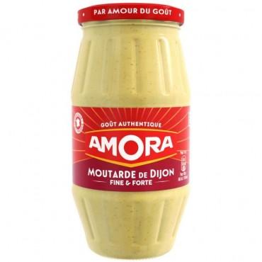 Amora moutarde de Dijon...