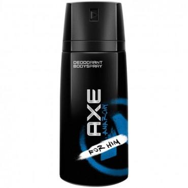 Axe déodorant...