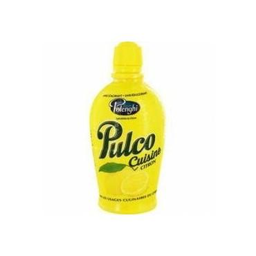 Pulco Jus Citron Jaune 125ML