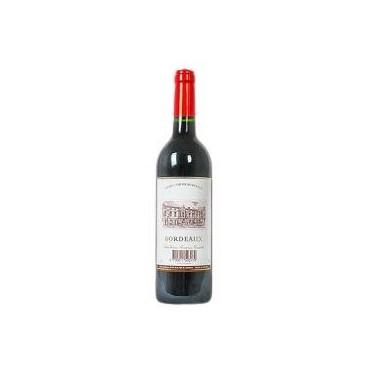 Vin de Bordeaux rouge 75CL