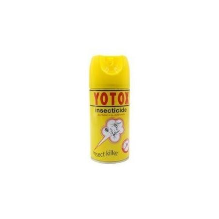 Yotox pompe insecticide jaune 360z 750ml