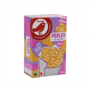 Auchan perles de sucre 500g