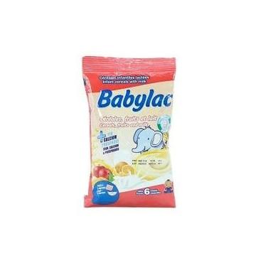 Babylac céréales 3 fruits 50g