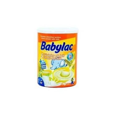Babylac 5 céréales lait pot...