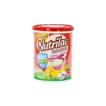 Nutrilac pot 3 fruits 360g