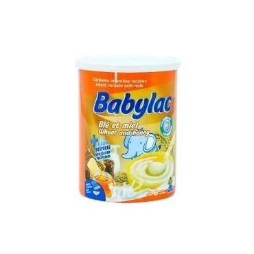 Babylac blé/miel pot 300g