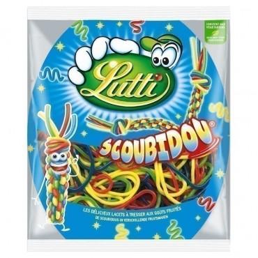 Lutti scoubidou bonbons...