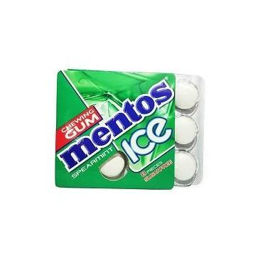 Mentos chewing gum Ice...