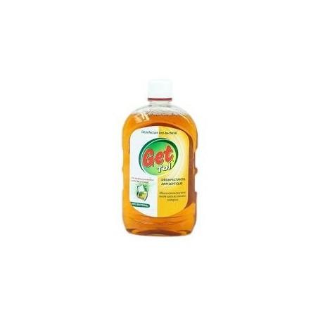 Getol liquide désinfectant 500ml