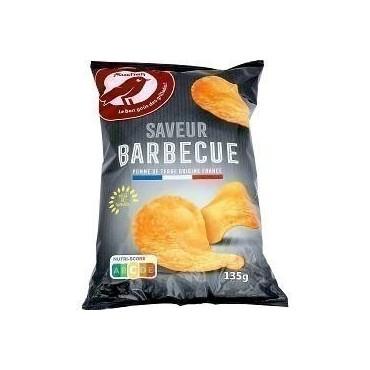 Auchan chips saveur...