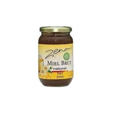 Zena miel brut naturel 500g