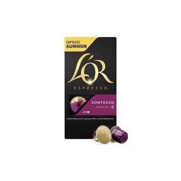 L\'or café capsules...