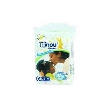 Couches Tijinou baby 6-11kg...