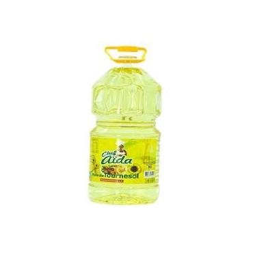 Chef Aïda huile tournesol 5L
