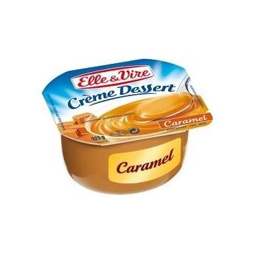 Elle&Vire crème dessert...