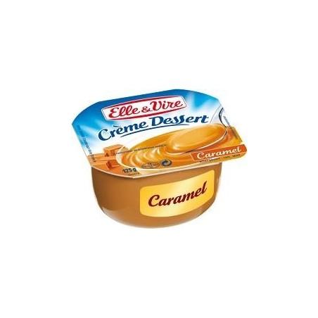 Elle&Vire crème dessert caramel