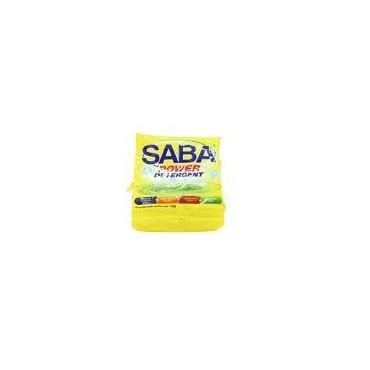 Lessive en poudre Saba 15g