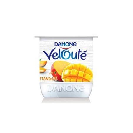 Danone yaourt velouté mangue 110g