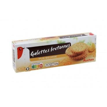 Auchan galettes bretonnes...