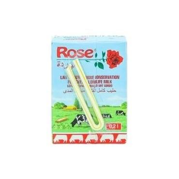 Rose lait entier 0.2l