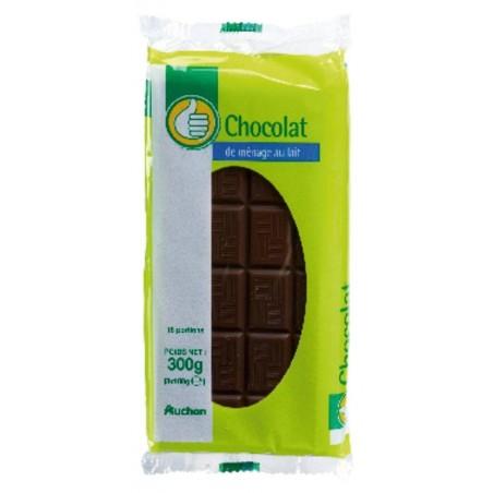 Pouce chocolat au lait dessert 100g x3