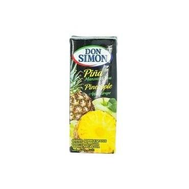 Don Simon disfruita ananas...