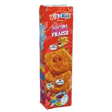 Rik & Rok biscuits fourrés...