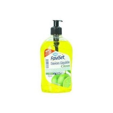 Faviset savon liquide...