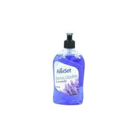 Faviset savon liquide lavande 500ml