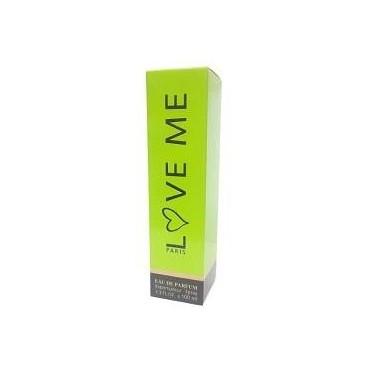 Love Me vert eau de parfum...