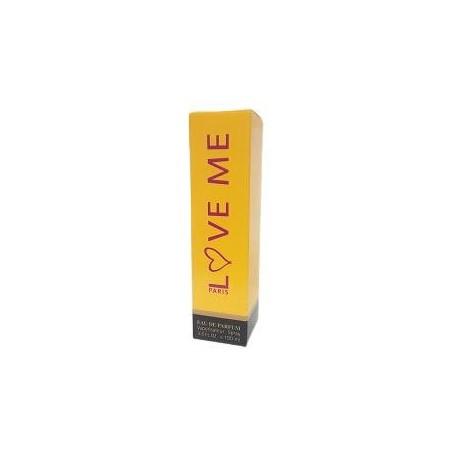Love Me jaune eau de parfum 100ml