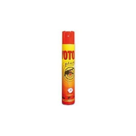 Yotox plus pompe insecticide 400ml