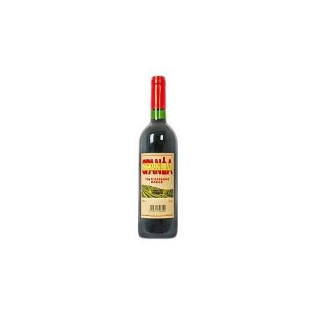 Spania vin rouge