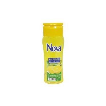 Nova gel douche citron 300ml