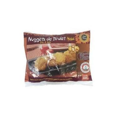Nuggets de poulet halal...