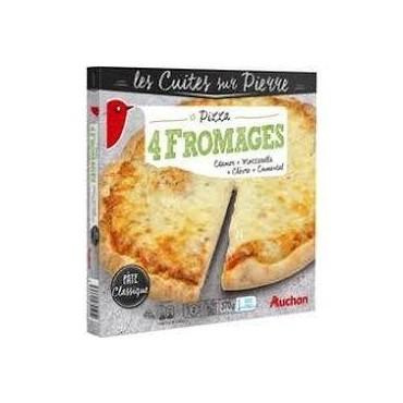 Auchan pizza les cuites sur...