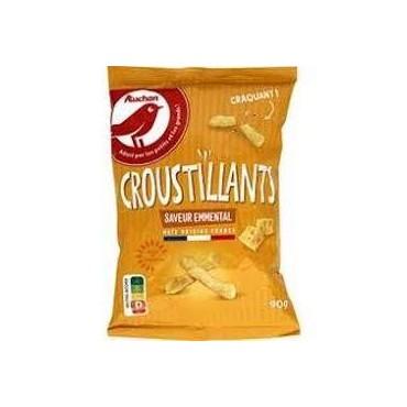 Auchan croustillants saveur...