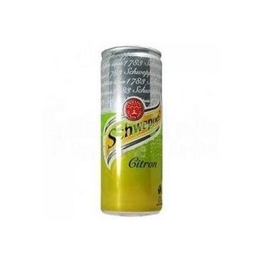 Schweppes Tonic citron 33CL