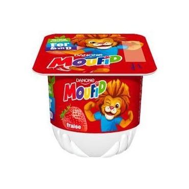 Danone yaourt Moufid fraise...