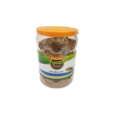 Chakroun épices et saveurs gratin de fruits de mer 70g
