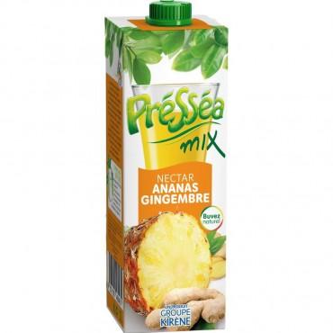 Pressea ananas gingembre