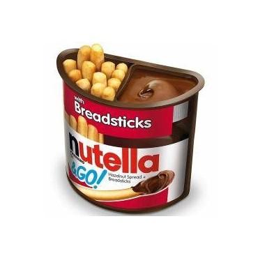Nutella Ferrero & Go boîte 52g