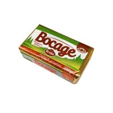 Bocage beurre bloc 200g